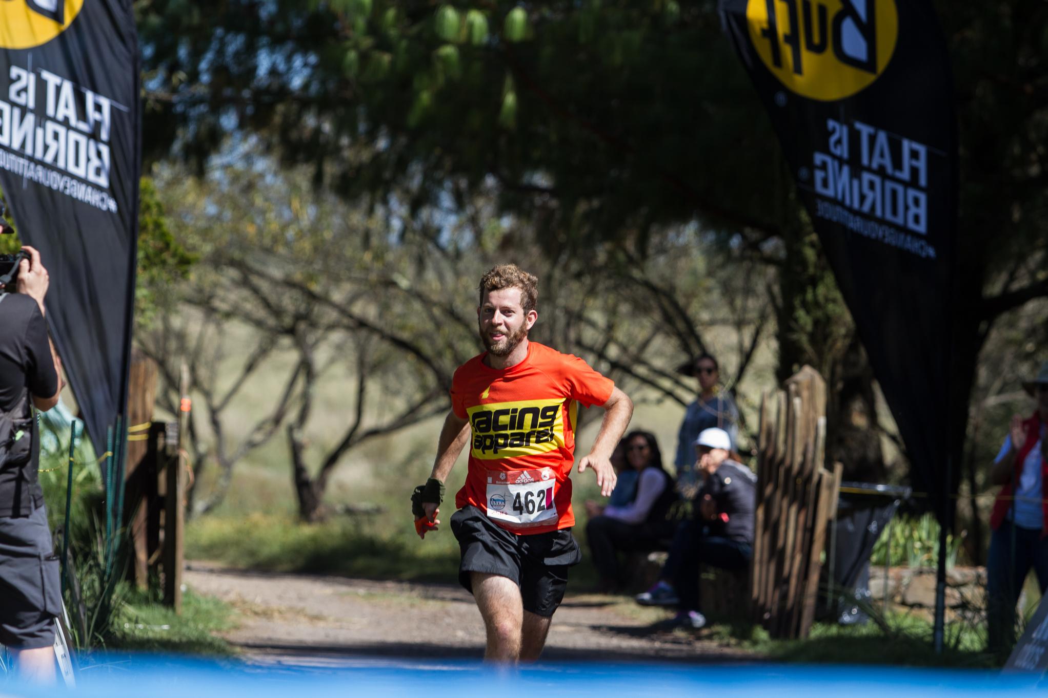 Correr un ultramaratón, es una lucha interior