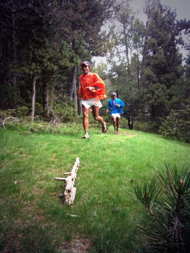 Silvino Cubésare, el rarámuri que triunfó en la ultramaratón de España