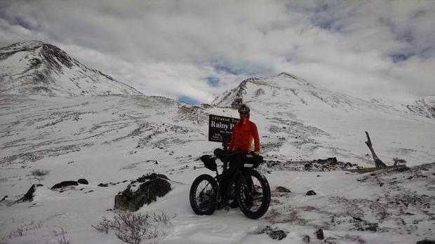 Bellingham native wins Iditarod ultra marathon by mountain bike, foot and ski